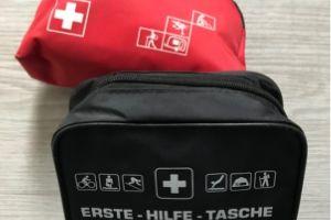 "Lernpfote e. V. ""Erste Hilfe am Hund"" - Notfallkoffer"