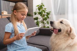 Lernpfote e. V. Blogbeitrag: Kind und Hund - Teil 1 - Die besondere Beziehung