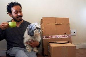Lernpfote e. V - Blogbeitrag: Umzug mit Hund