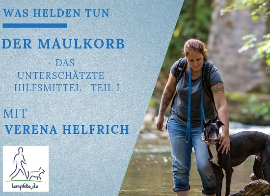 Podcast-Interview mit Verena Helfrich - Maulkorb